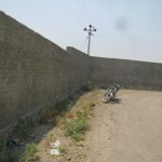 Dongre Vasti wall (north east side)