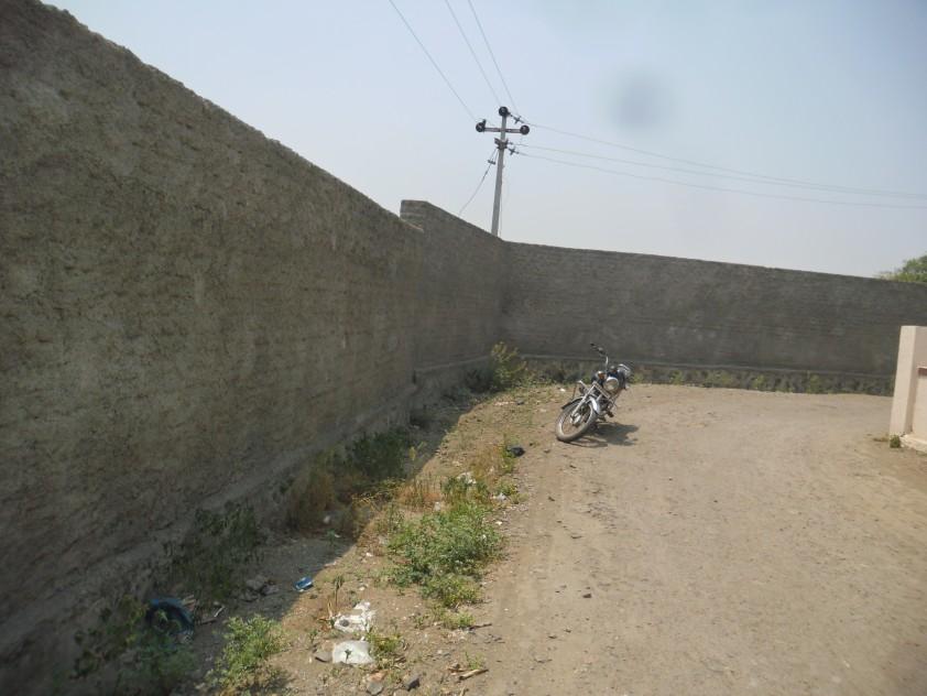 Dongre Vasti Wall