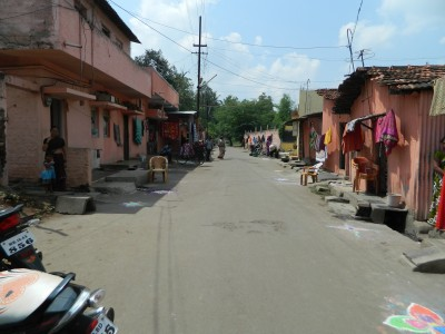 The Sangli district