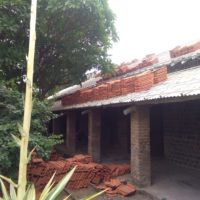 New Roof for the Admin Block